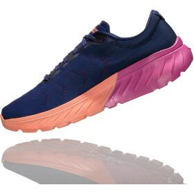 Hoka One One Mach 2 - Zapatillas running Mujer - rosa/azul
